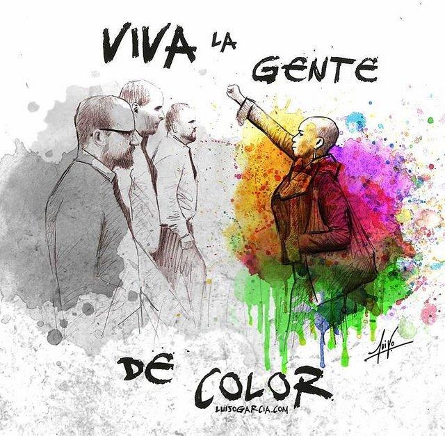 Pintura de Luiso Garcia