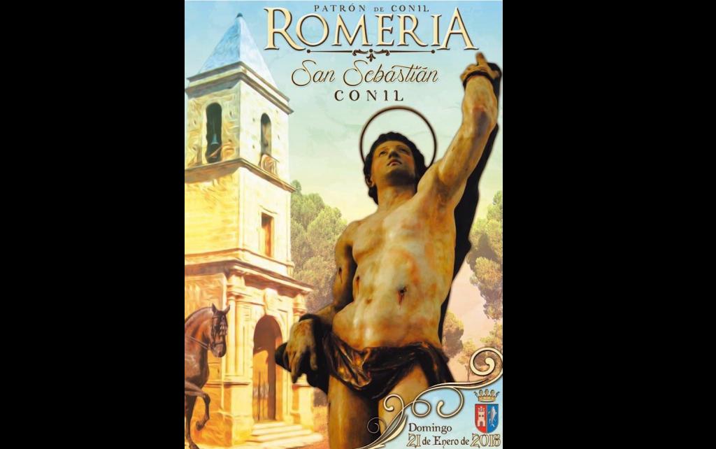 Cartel de la Romería de San Sebastián 2018