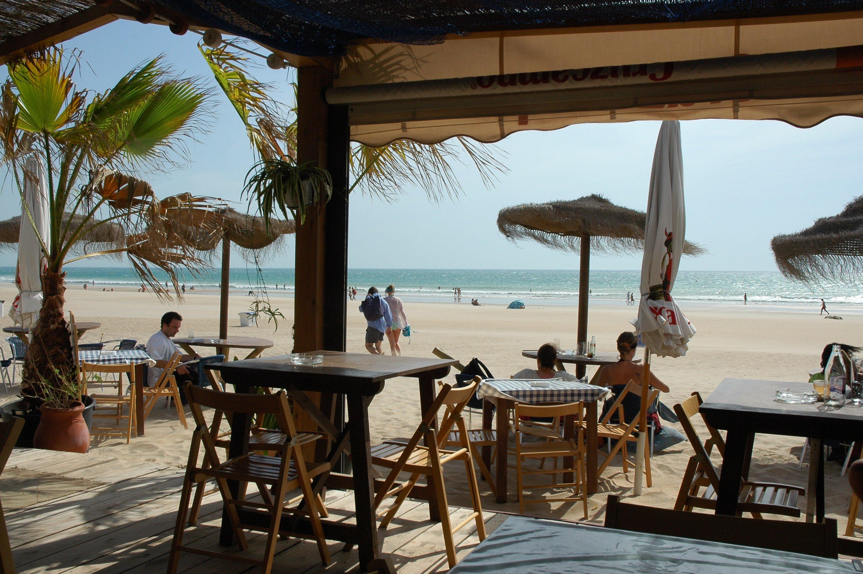 La playa de Conil