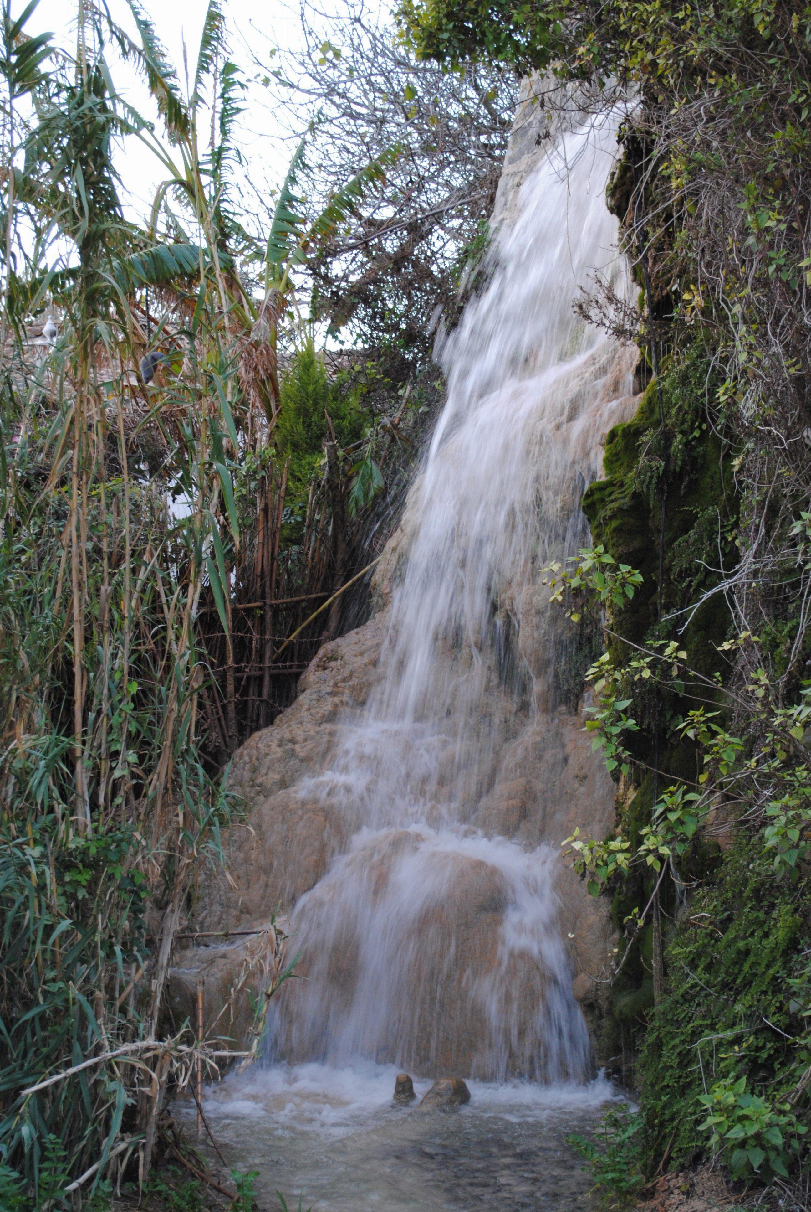 Cascada de Santa Lucía