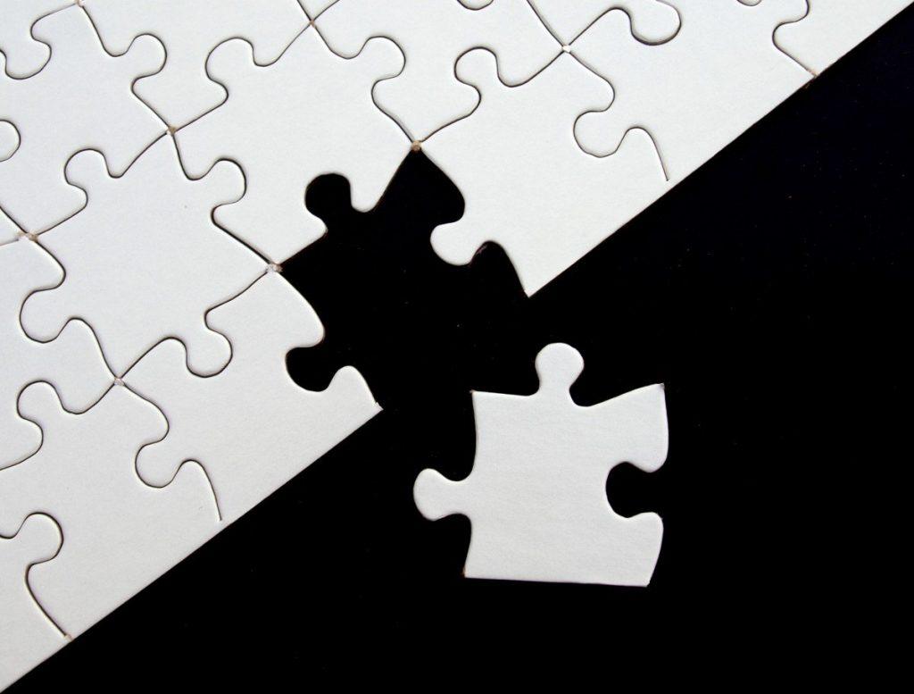 Puzzle para completar