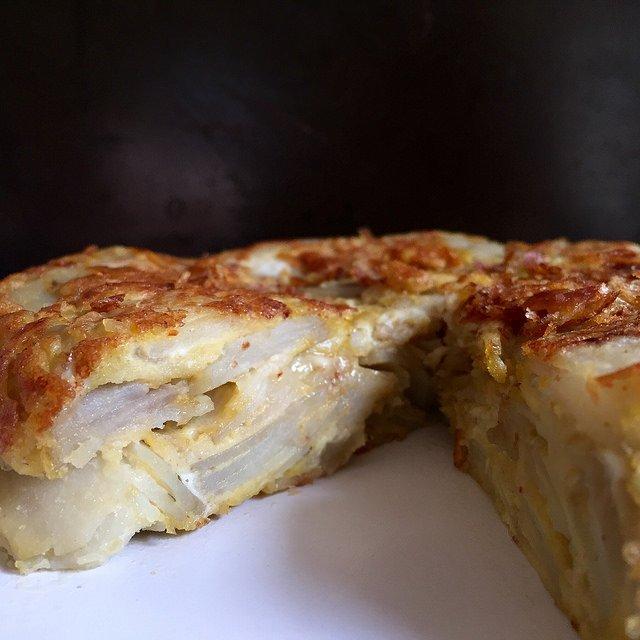 Tortilla de española