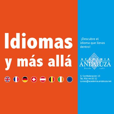 Anuncio de la Academia Andaluza