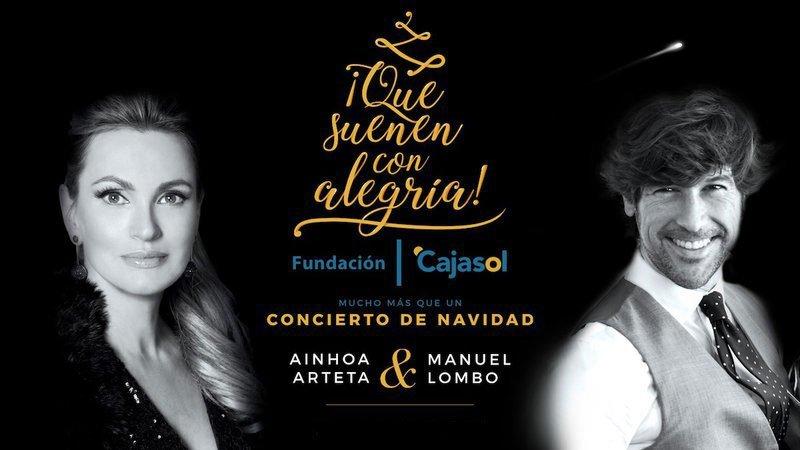 Ainhoa Arteta y Manuel Lombo